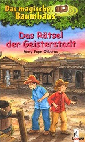 Das magische Baumhaus, Das Rätsel der Geisterstadt: Amazon.de ...