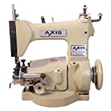 AXIS GJ2-2 Straw Braid Sewing Machine Making Straw Hats, Baskets And Other Straw Products, It Is Single Needle Chain Stitch , head only not included table stand motor