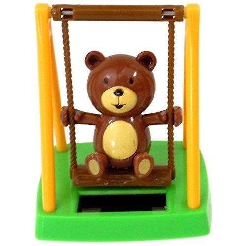 1-x-solar-powered-swinging-bear-swings-on-playground-in-sunlight-by-greenbriar-international
