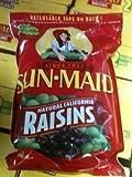 Sun Maid Natural California Raisins (Pack of 2)