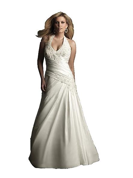 Allure W292 Diamond White size 22W In Stock Wedding Dress Bridal ...