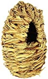 Prevue Pet Products BPV1152 Natural Fiber Parakeet Covered Twig Nest, Large (Misc.)