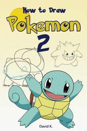 Download How to Draw Pokemon #2: The Step-by-Step Pokemon Drawing Book pdf epub