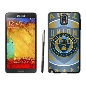 Philadelphia Union 07 Black Unique Hard Samsung Galaxy Note 3 Phone Case