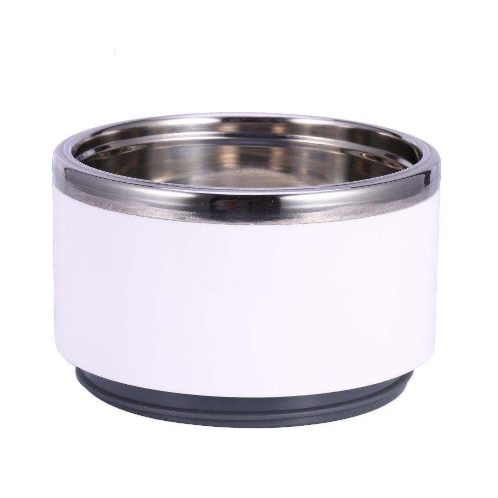Fiambrera Termo t/érmica con aislamiento de acero inoxidable Contenedor de alimentos caliente 3 Capas 1200ml Fiambrera de Aislamiento Azul