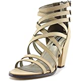 Michael Antonio Jaisen Women Open-Toe Synthetic Heels