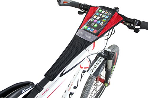 Price comparison product image Deuter Bike Frame Sweat Cover, Guard Net Cather Absorbs Sweat Prevent Bicycle from Corrosion, Update Version for Mobile Phone