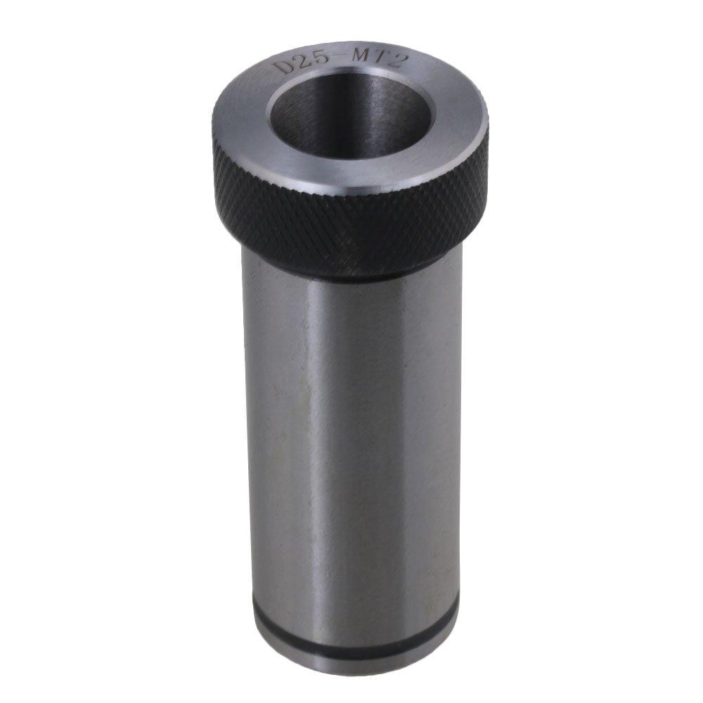 BQLZR D25-MT2 Stahl Morsekegel Bohrer H¨ ¹ lse Adapter Halter Reduzierung Bohrh¨ ¹ lse f¨ ¹ r Drehmaschine Fr?sen M4171229256