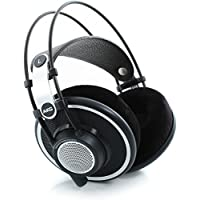 Akg K702 Reference Class Studio Headphones Advantages
