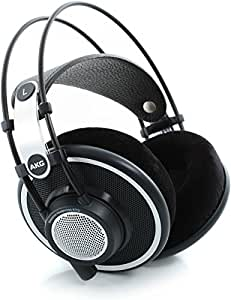 AKG K702 - Auriculares DJ de diadema abiertos, color negro