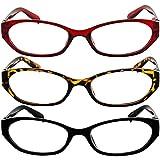 Reading Glasses 2.00 Tortoise Red Black