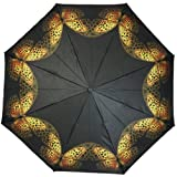 PealRa Yellow Butterfly Super Mini Umbrella