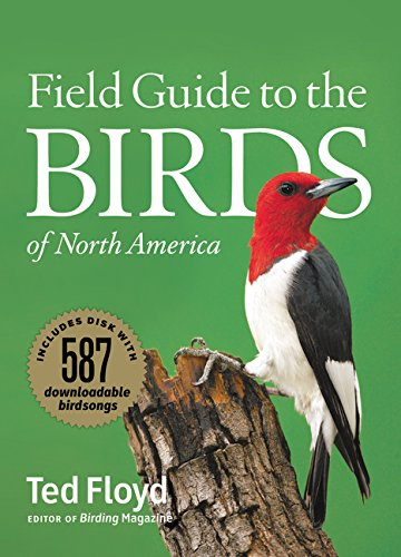 Field Guide to the Birds of North (Floyd Bird)