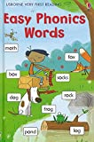 Easy Phonic Words Very First Reading Support Title (1.0 Very First Reading)