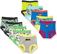 DC Comics baby-boys Justice League Toddler Boys Potty Training Pant Multipacks