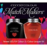 Cuccio Veneer and Colour Matchmaker Nail Polish, Rio Carnival