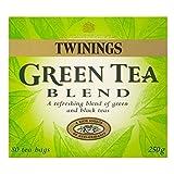 Twinings Green Tea Blend Tea Bags (80) - Pack of 6