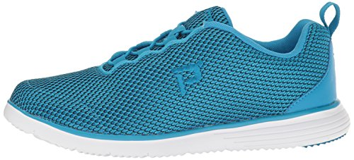 Propet Women's TravelFit Prestige Walking Shoe, Blue/Black, 9.5 W US by Propét (Image #5)