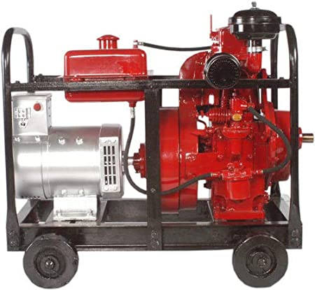 Run+ Portable Diesel Generator 3 KVA