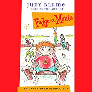 Fudge-a-Mania Audiobook