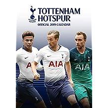 The Official Tottenham Hotspur F.C. Calendar 2019