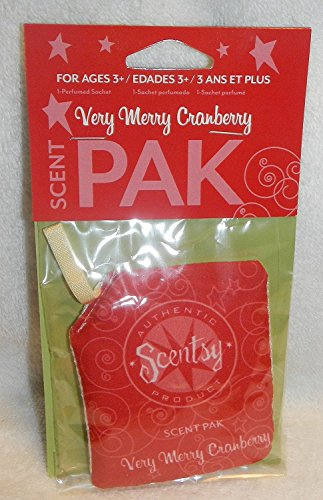 Very Merry Cranberry - Scentsy Scent Pak Very Merry Cranberry