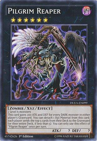 Yu-Gi-Oh! - Pilgrim Reaper (DUEA-EN099) - Duelist Alliance - 1st Edition - Common