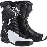 Alpine stars SMX-6 Women's Street Motorcycle Boots - Blac...