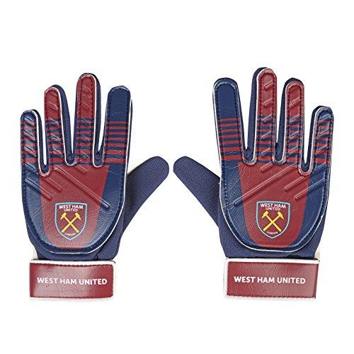 West Ham United FC – Guantes de Portero Oficiales – para niños