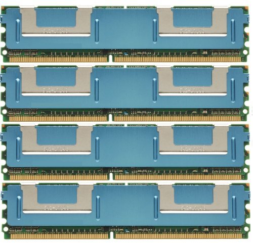 - (Not for PC!) 8GB 4x2GB 667MHz DDR2 ECC Fully Buffered FB-DIMM Memory for MA356LL/A Mac Pro (MAJOR BRANDS)