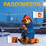 Paddington movie advent calendar (with stickers)