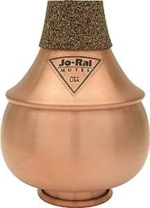 Jo Ral 2C Trumpet Copper Bubble Mute