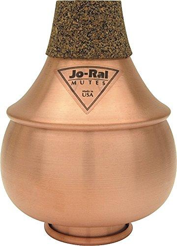 Jo Ral 2C Trumpet Copper Bubble Mute by JoRal