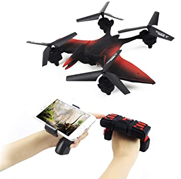 ZIHENGUO RC Drone 2.4G 4CH Pterosaurio De Cuatro Ejes Modelo De ...