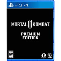 Mortal Kombat 11: Premium Edition - Steelbook PlayStation 4