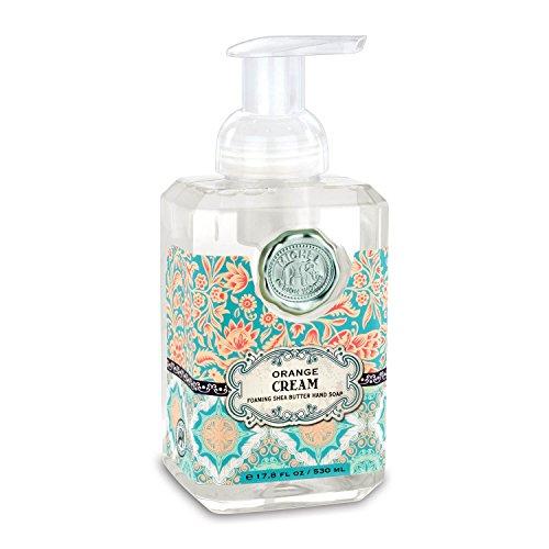 (Michel Design Works Foaming Soap, Orange Cream)