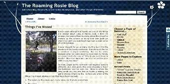 The Roaming Rosie Blog