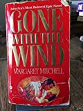img - for Gone With the Wind / Scarlett book / textbook / text book