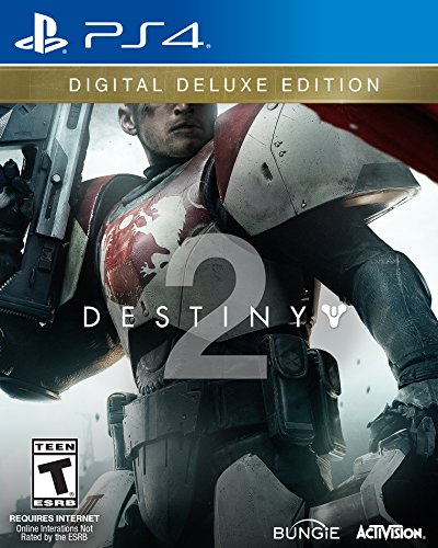 Destiny 2 - Digital Deluxe Edition - PS4 [Digital Code] by Activision
