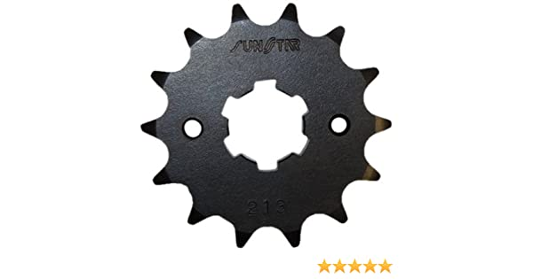 Sunstar 21314 14-Teeth 428 Chain Size Front Countershaft Sprocket