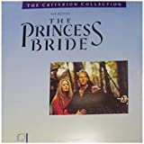 The Princess Bride Laserdisc Criterion Collection Widescreen Rob Reiner's, Cary Elwes, Mandy Patinkin, Andre the Giant, Wallace Shawn, Robin Wright