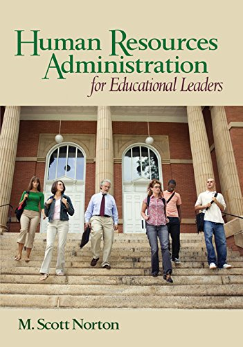 Human Resources Administration for Educational Leaders: SAGE Publications