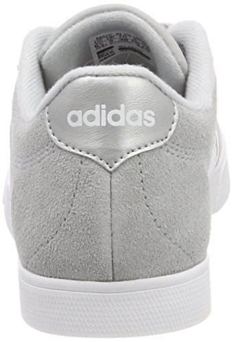Women's adidas Courtset Griuno Tennis Ftwbla Shoes Grey Plamet 000 rrn7dHqw
