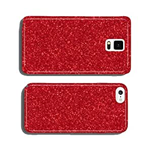 red glitter texture background cell phone cover case iPhone5