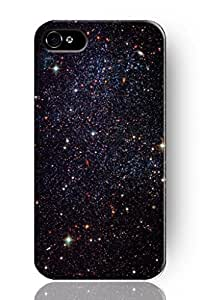 SPRAWL New Fashion Design Hard Skin Case Cover Shell for Mobile Phone Apple Iphone 5 5S--Full of Stars Space Galaxy