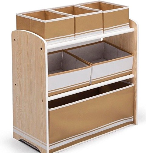 Delta Regal Kindermobel Kinderregal Spielzeugkiste Box Aufbewahrung