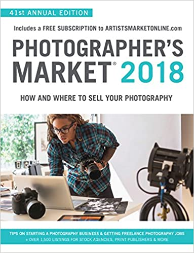 Photographer's Market 2018: How and Where to Sell Your Photography