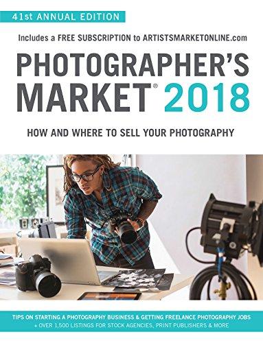 Photographer's Market 2018