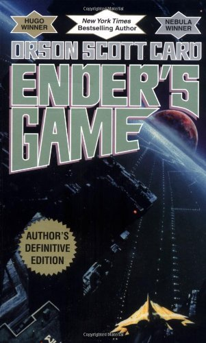 - Ender's Game (Revised Edition, Author's Definitive Edition) (6/15/94) ()