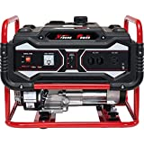 XtremepowerUS 4000-Watt Gasoline Generator Emergency Lifan Engine Camping 4-Cycle Gas Powered Air Cooled OHV (EPA)